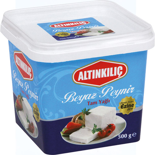 Altınkılıç Whole Fat White Cheese 500 gr